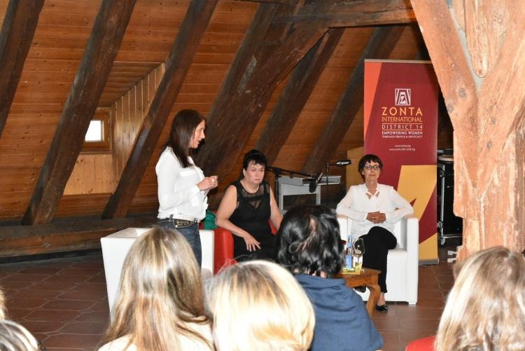 Advocacy Veranstaltung des Zonta Club Ingolstadt ©2018 Zonta Club Ingolstadt