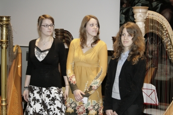 Die Preisträgerinnen ©Zonta Club Ingolstadt